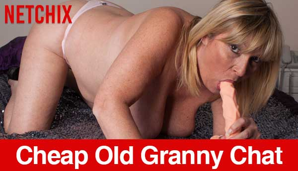 Cheap Old Granny Chat