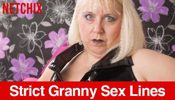 Strict Granny Sex Lines